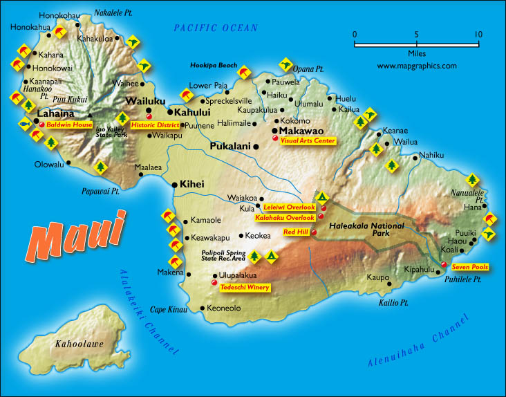 special-maui-map